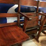 reparert stolrekke